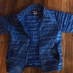 Men's Patagonia xs thin puffer jacket